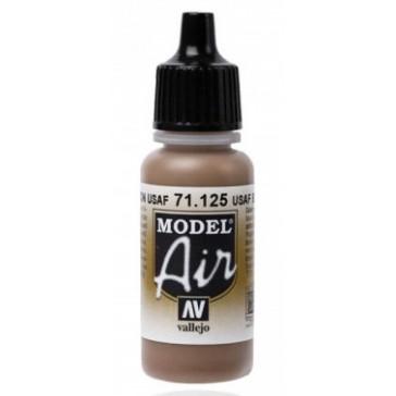 Peinture Acrylic Model Air (17ml) - USAF Brown