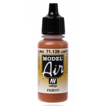 Peinture Acrylic Model Air (17ml) - Light Rust