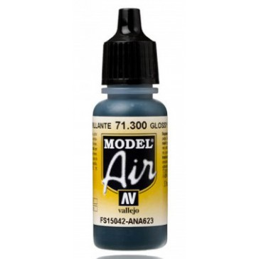 Peinture Acrylic Model Air (17ml) - Glossy Sea Blue