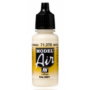 Peinture Acrylic Model Air (17ml) - White