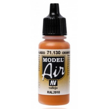 Peinture Acrylic Model Air (17ml) - Orange Rust