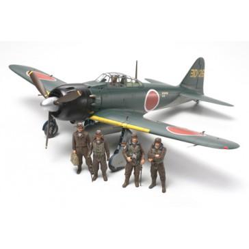 A6M5/5a Zero Model 52