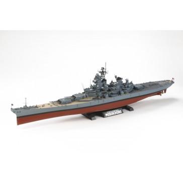 Cuirassé USS Missouri 1991
