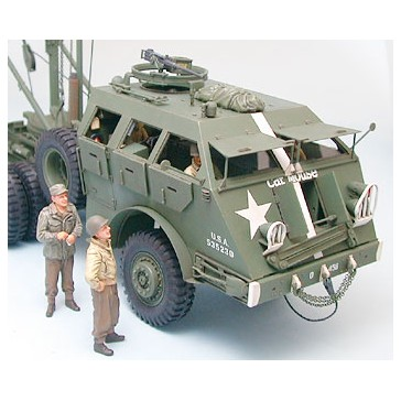 M26 Tank Recovery Vehicle
