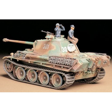 Panther Ausf.G tardif