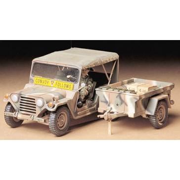 M151A2  MUTT et remorque