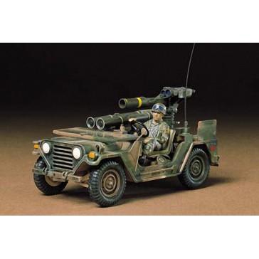M151A2 et lance-missiles TOW