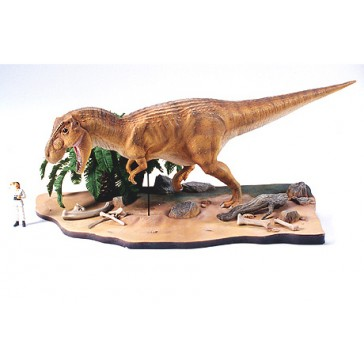 Diorama Tyrannosaure