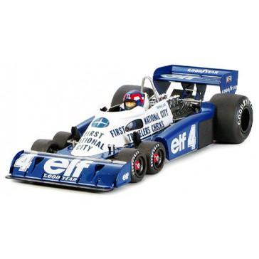 Tyrrell P34 1977 Monaco