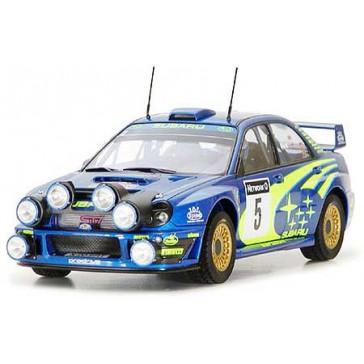 Subaru Impreza WRC 01 RAC