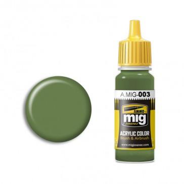 RESEDA GREEN RAL 6011 (17 ML)