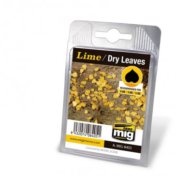 LIME - DRY LEAVES