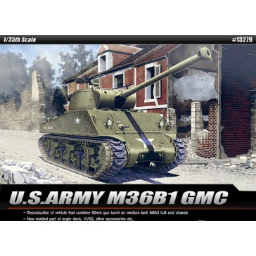 US Army M36B1 GMC 1/35