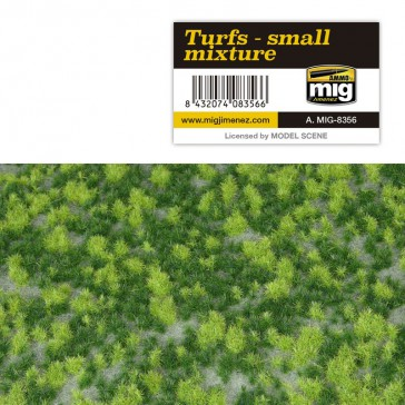 TURFS - SMALL MIXTURE