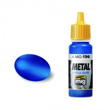 WARHEAD METALLIC BLUE (17 ML)