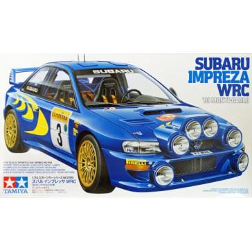 Subaru Impreza WRC 99
