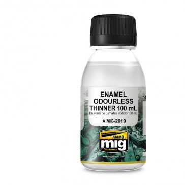 ENAMEL OUDERLESS THINNER  (100 ML)