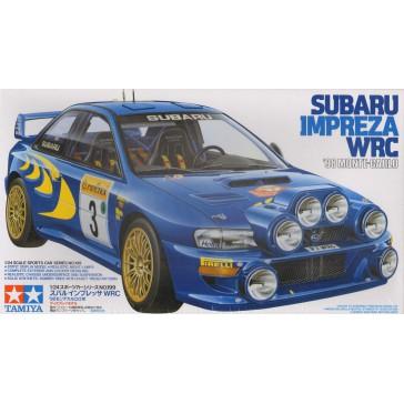 Subaru Impreza WRC MC 98