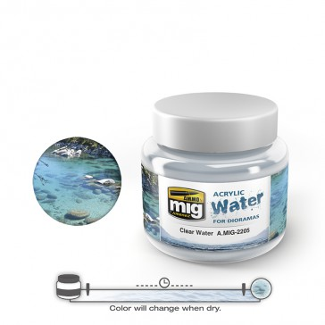 CLEAR WATERS 250 ML. (250 ML)