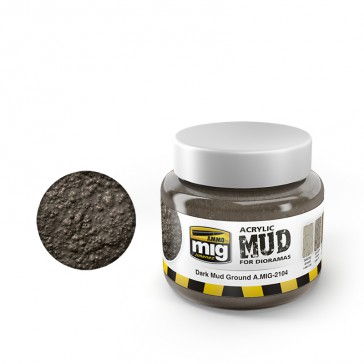 DARK MUD GROUND 250 ML. (250 ML)