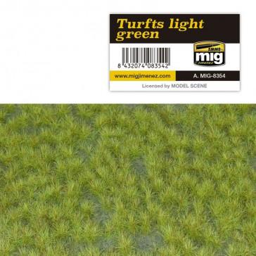 TURFTS LIGHT GREEN