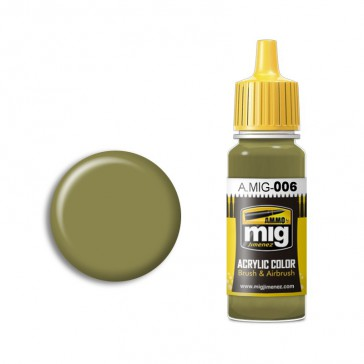 GREY-GREEN OPT. 2 RAL 7008 (17 ML)