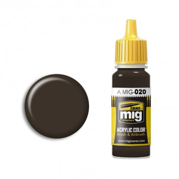6K RUSSIAN BROWN (17 ML)