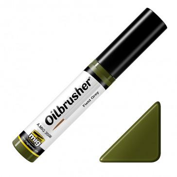 OILBRUSHERS FIELD GREEN