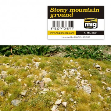 STONY MOUNTAIN GROUND