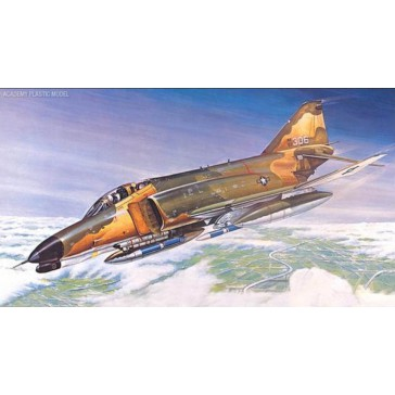 F-4E Phantom II Aircraft 1/144