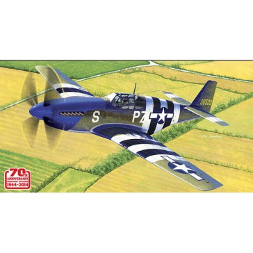 P-51B Normandy Inv.Blue Nose 1/48