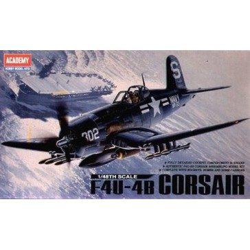 (2124) VOUCHT F4U-4B CORSAIR 1/48