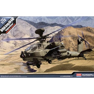 British Army AH-64 Afghanistan 1/72