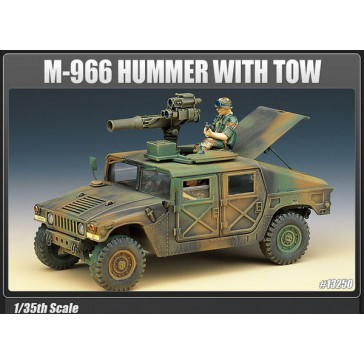 M-966 HUMMER WITH TOW 1/35