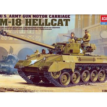 US ARMY M-18 HELLCAT 1/35