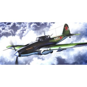 (12510) IL-2M Sturmovik 1/72