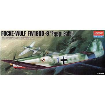 FOCKE WULF-190D 1/72