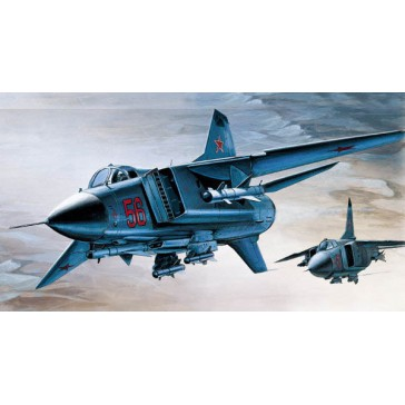 M-23S FLOGGER B 1/72