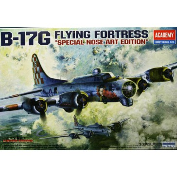 B-17G NOSE ART 1/72