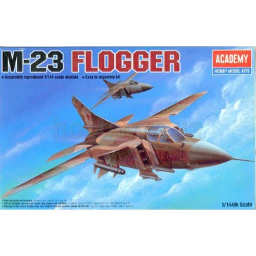 M-23 FLOGGER 1/144