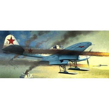 """IL-2 STORMOVIK """"SKI EQUIPPED E 1/48"""