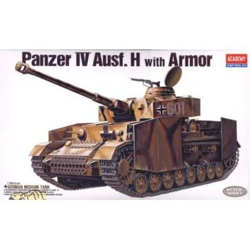 GERMAN PANZER IV H W/ARMOR 1/35