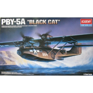 PBY-5A BLACK CAT 1/72