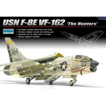 USN F8E VF162 The Hunter 1/72