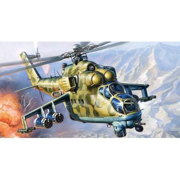Russ.Air Force Mi24V VP Hind E 1/72