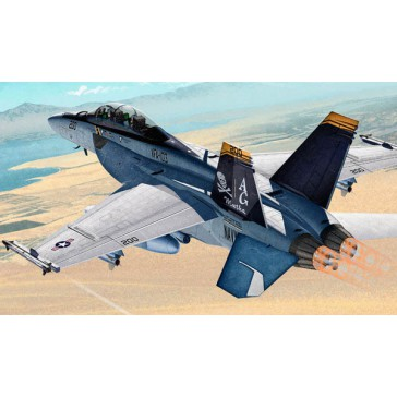 "USN F/A-18F MCP ""VF-103 Jolly 1/72"