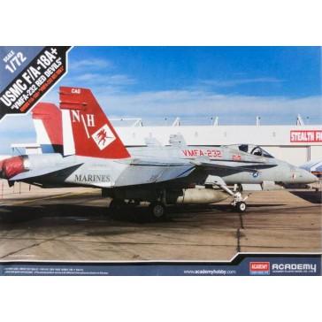 USMC F A 18A+VMFA232 Red Devils1/72
