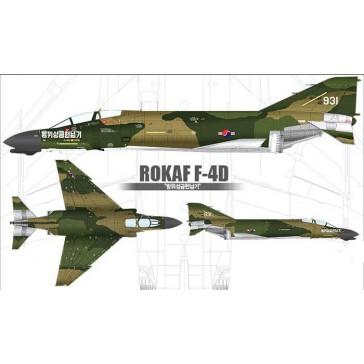 F-4D Phantom Rokaf 1/48