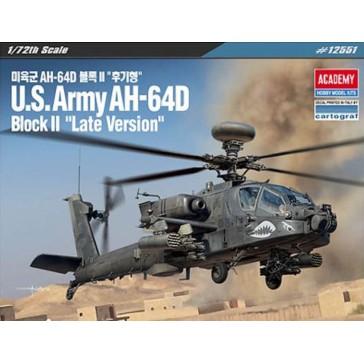US Army AH-64D Block II Late 1/72