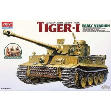 TIGER I EXTERIOR MODEL 1/35